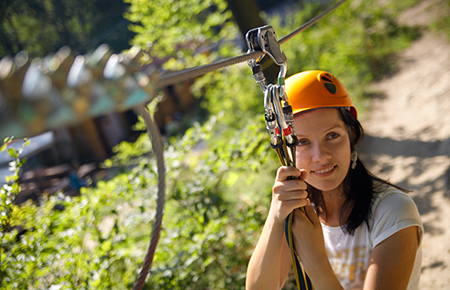 Adventure Zipline Tour